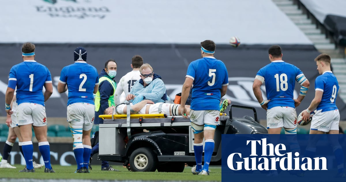 Crocodile rolls and jacklers: why rugby unions law book needs a refresh | Robert Kitson