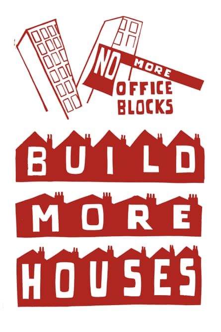 Build More Houses ...