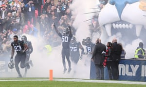 Nfl Increases London Series To Four Games In 2019 With Spurs