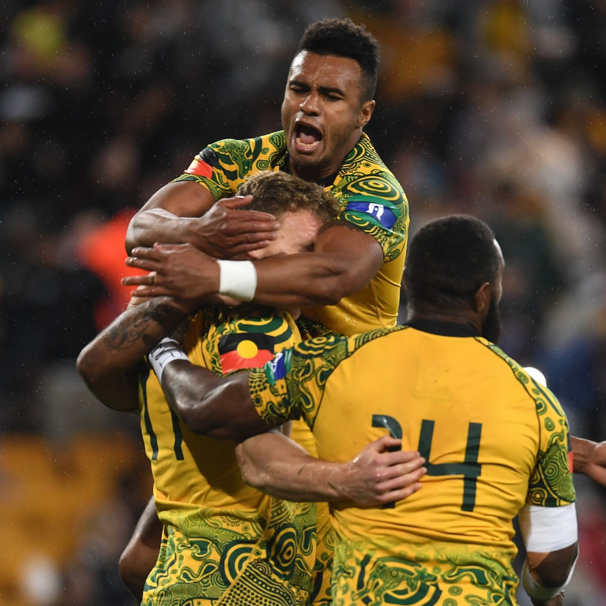 Australia 23 18 New Zealand Third Bledisloe Cup Test As It Happened Sport The Guardian