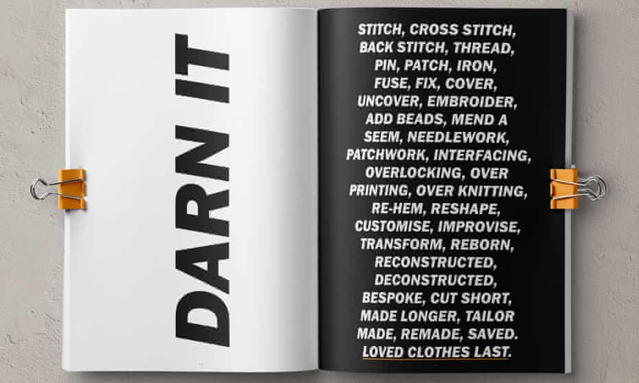 Loved Clothes fanzine