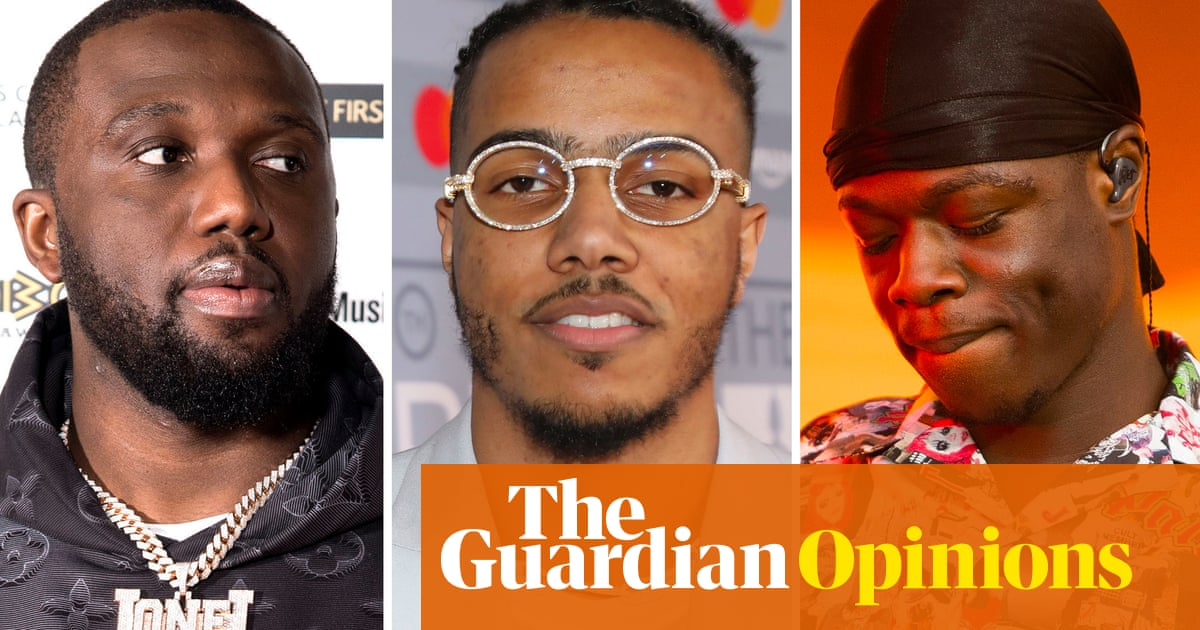By recognising UK rap and women's creativity, the Brits are finally in tune