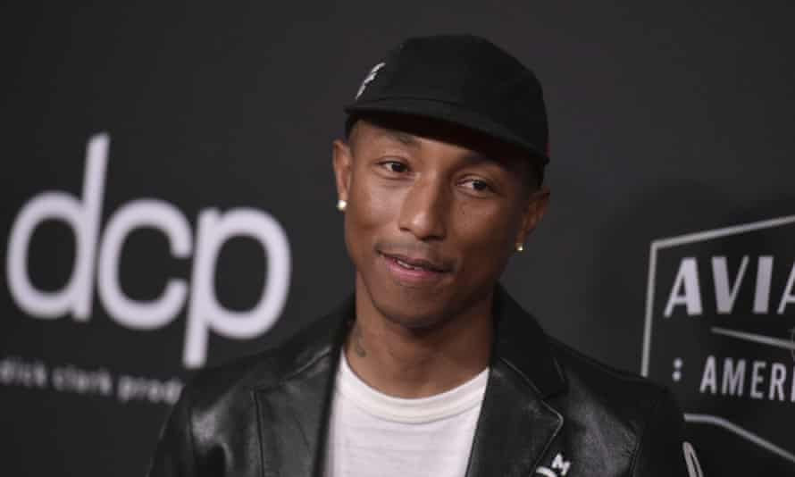 Singer, rapper, podcaster and general polymath Pharrell Williams hosts a new podcast, OTHERtone.
