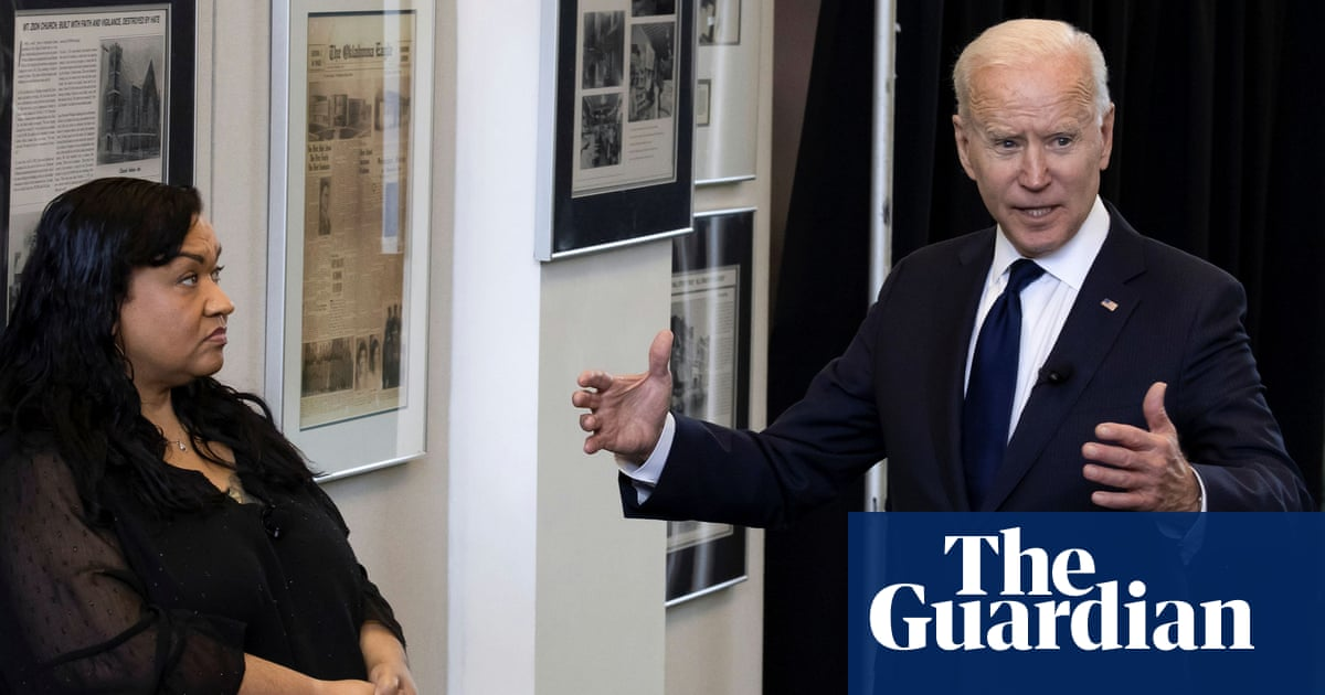 Biden's push for racial justice at stake in bipartisan infrastructure talks