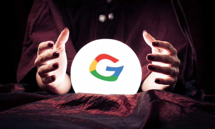 Google has taken on the jobs of oracle, soothsayer, sleuth, psychotherapist and priest