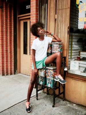 Samira, New York, 2011