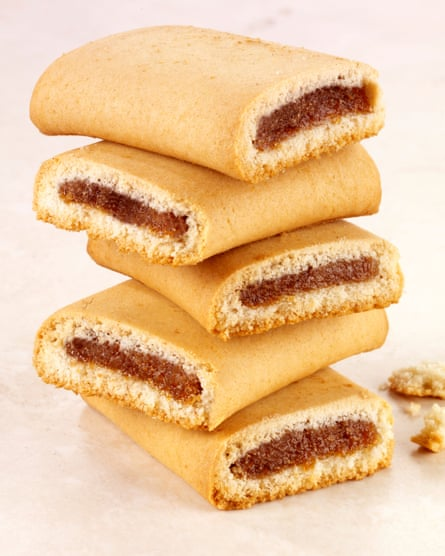 Fig rolls … the first health food?