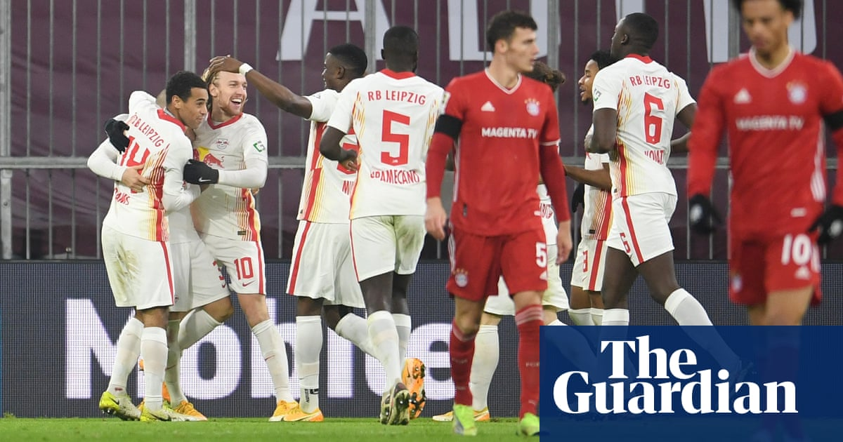 Have Leipzig become Bayern's greatest Bundesliga irritant? | Andy Brassell
