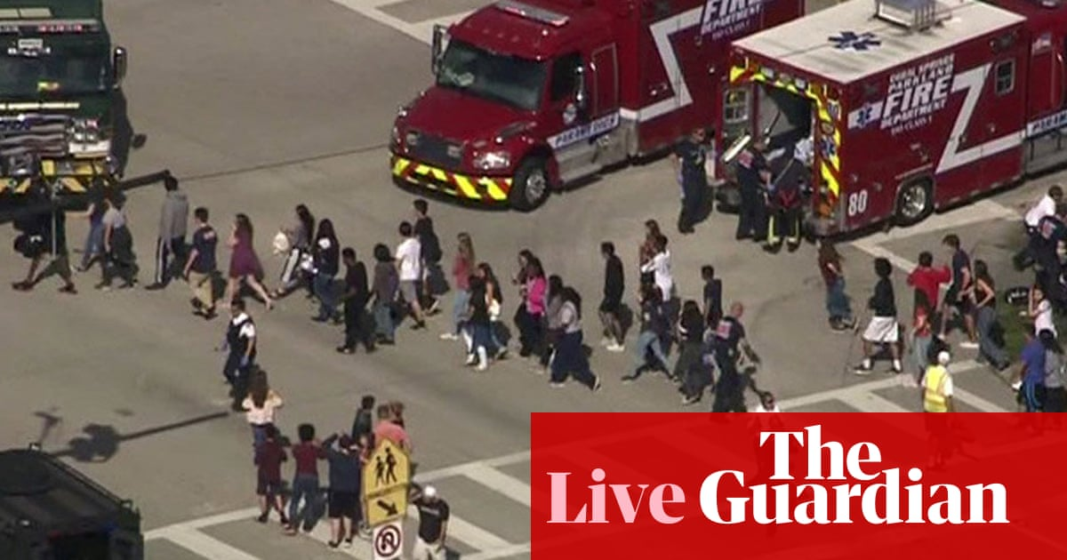 17 confirmed dead in 'horrific' attack on Florida high