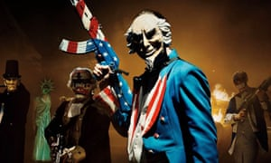 2016 hit The Purge: Election Year.