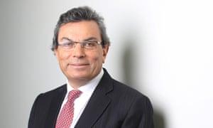 Ayman Asfari, CEO of Petrofac Ltd., pictured in 2015.