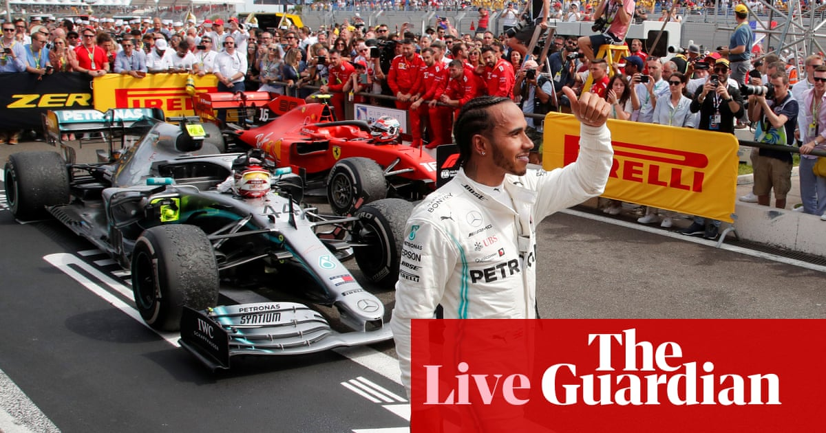 F1 Live Seuranta