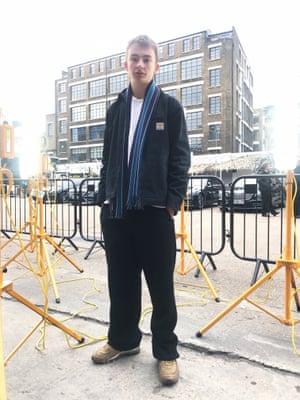 Ben Bainbridge, artist and film-maker