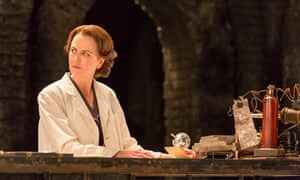 Nicole Kidman as Rosalind Franklin in Photograph 51.