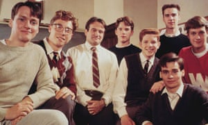 'It's hard to make a better movie' … Dead Poets Society