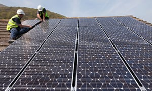 Fitting solar pv panels to a house roof Wales UKC30WDF Fitting solar pv panels to a house roof Wales UK