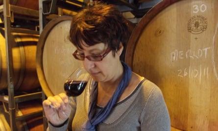 Sam Linter head winemaker at Bolney Wine Estates