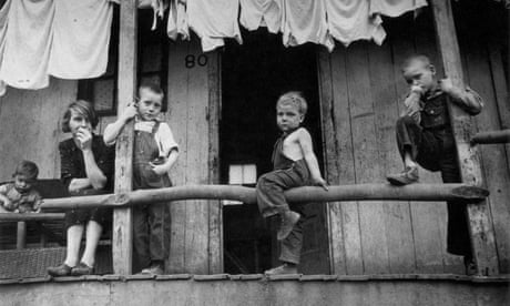 A Vision Shared: the photographers who captured the Great Depression