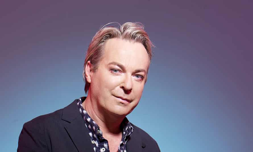 'There's lots of grunting while my husband does a workout with Joe Wicks': Julian Clary.