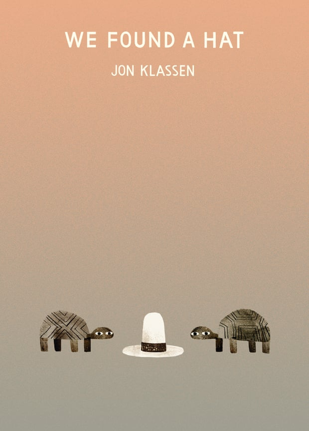 Image result for We Found a Hat by Jon Klassen