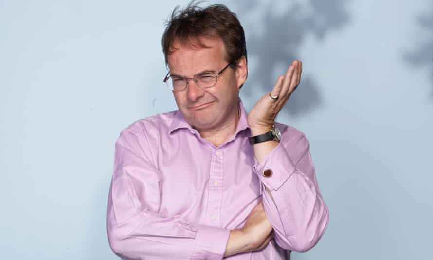 Writer and columnist Quentin Letts