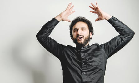 Nish Kumar … 'This country has had enough of experts.'