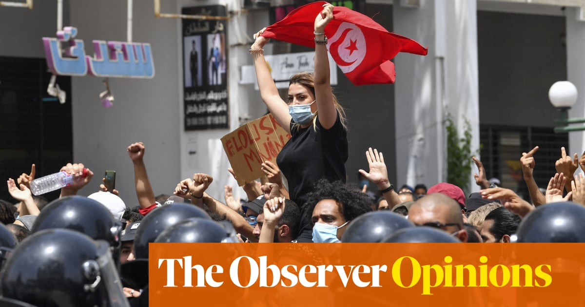 Tunisia shows that democracy will struggle if it can't deliver prosperity