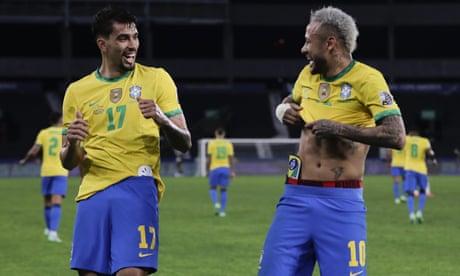 Lucas Paquetá's goal sends hosts Brazil past Peru into Copa América final