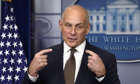 Trump's chief of staff denies he's quitting