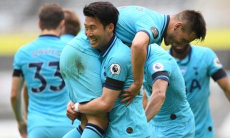Newcastle v Tottenham: Premier League – live!