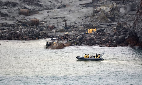 White Island volcano eruption: how the bodies were recovered