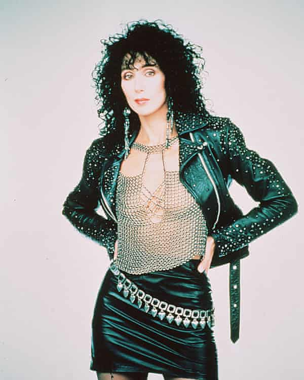 Her 80s soft-rock incarnation.