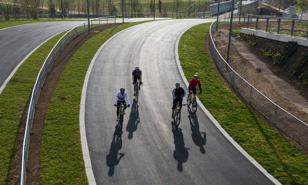 Why not encourage cycling during the coronavirus lockdown? | Coronavirus | The Guardian