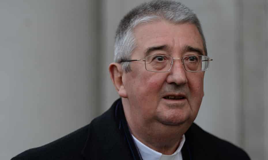 Diarmuid Martin, the archbishop of Dublin