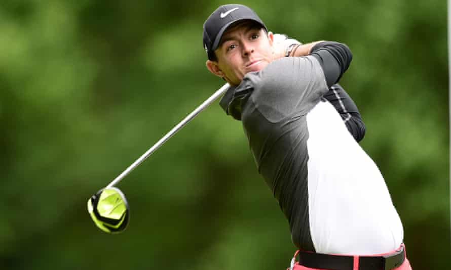 Rory McIlroy says of Augusta: 'I don't feel like anyone needs to tell me how to play the course.'