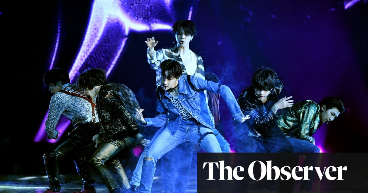 Feast from the east – why Britain is surfing the Korean culture wave