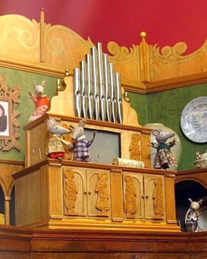The mouse organ.