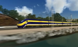 Why can't Australia have a high speed rail network like the one proposed for California?