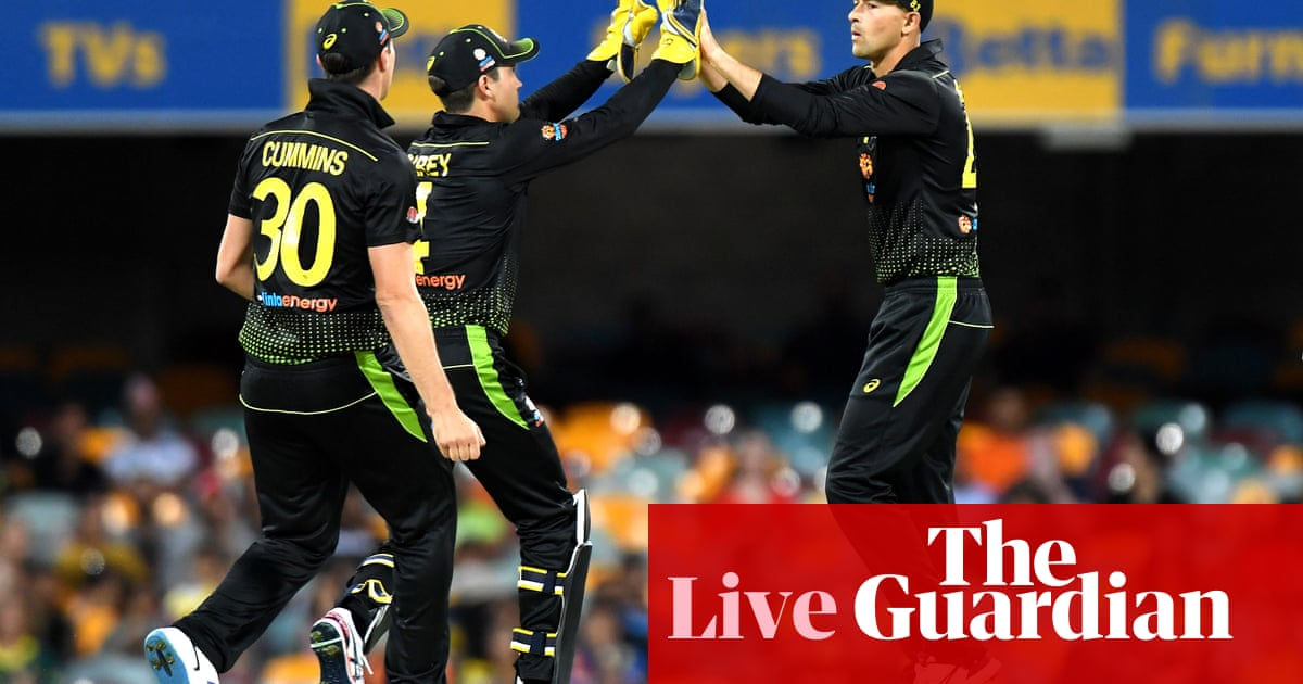 Australia beat Sri Lanka by nine wickets in second Twenty20 international – as it happened