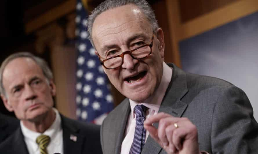 Senator Chuck Schumer: 'The fact that it might even be considered is appalling.'