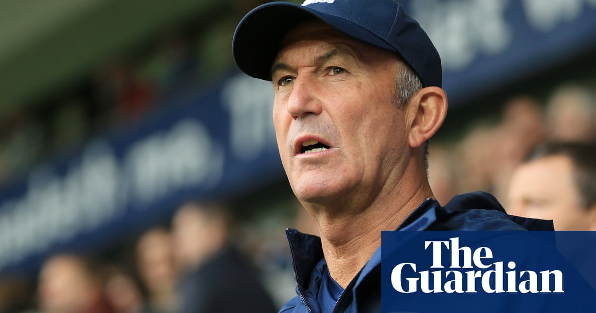 Tony Pulis: 'You get pigeonholed  You accept it or fight it  I've