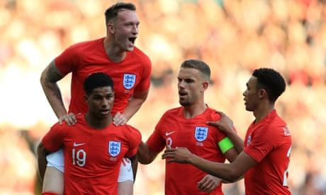 Marcus Rashford thunderbolt sets England on way to win over Costa Rica