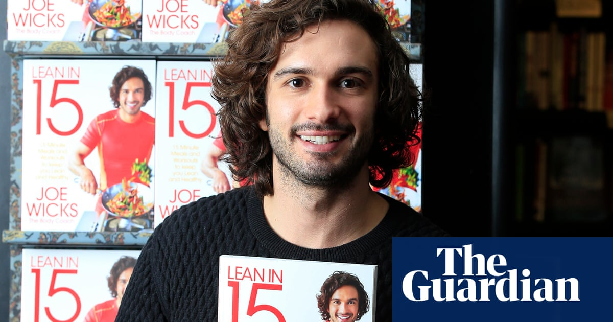 Picture this: Joe Wicks and his Instagram peers are ...