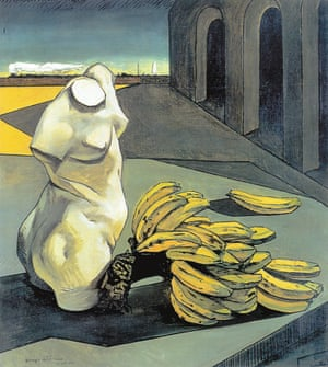 The Uncertainty of the Poet by Giorgio de Chirico.