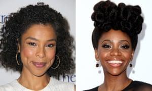 Sophie Okonedo and Teyonah Parris