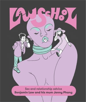 Cover image for Law School by Benjamin Law and his mum Jenny Phang