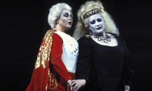 Marilyn Horne as Arsace, Montserrat Caballé as Semiramide at the San Francisco Opera House in 1981