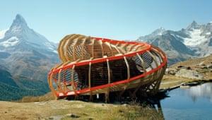 Evolver, Zermatt, Switzerland, Alice Studio/EPFL, 2009