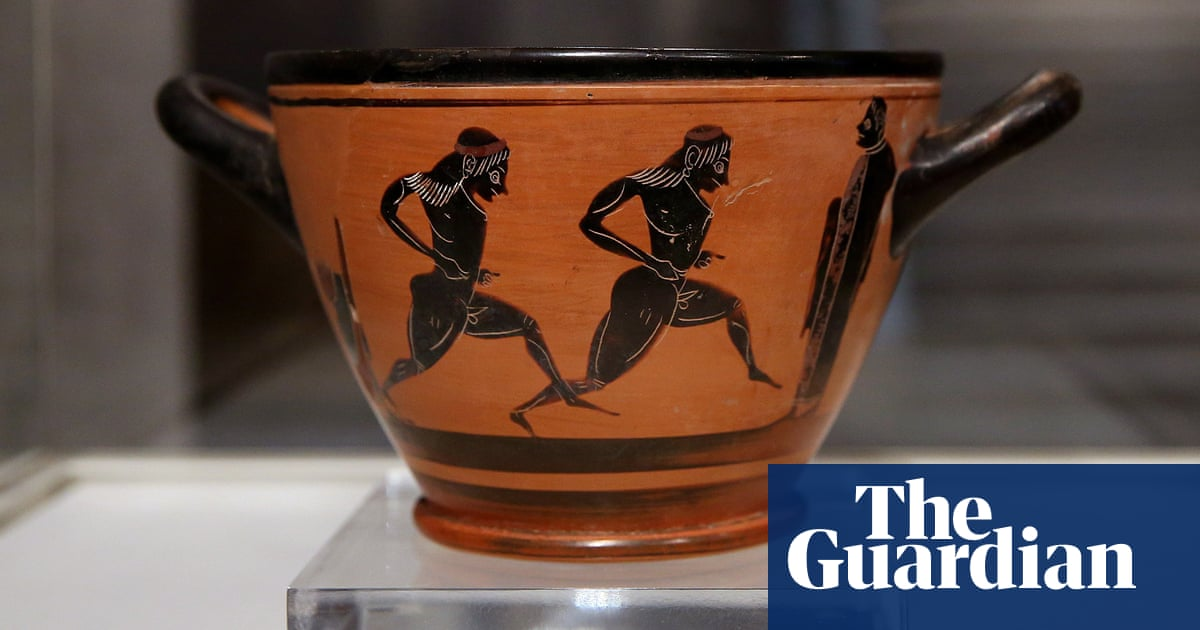 From Olympia to Nazi Germany: ancient vase returned to Greece