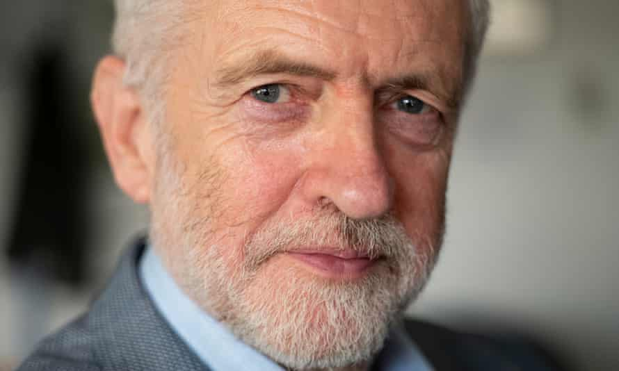 In a wide-ranging interview Corbyn revealed his anger at the 'stupid woman' story and that Labour would repeal the 1824 Vagrancy Act.